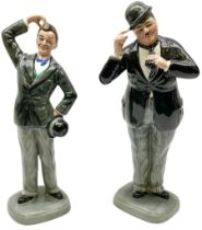 Two limited edition Royal Doulton figures