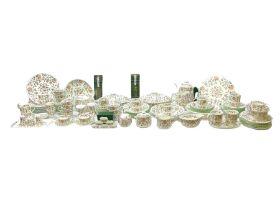 Minton Haddon Hall pattern tea and dinner wares