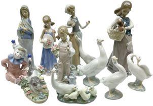 Lladro figures