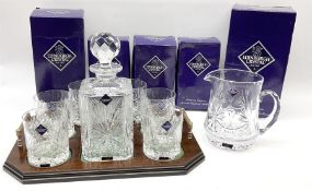 Edinburgh Crystal set