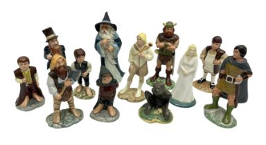 Royal Doulton Lord of the Rings figures