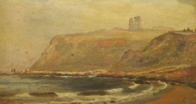 English School (19th century): Scarborough North Bay