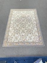 French style Aubusson rug