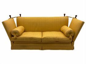 Peter Silk of Helmsley - Knole style grande sofa
