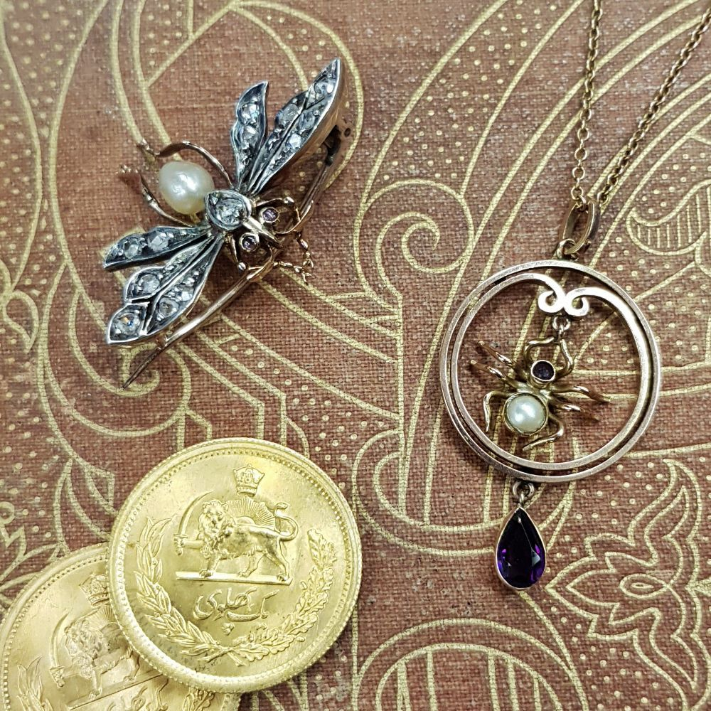 Jewellery, Watches, Silver & Coins