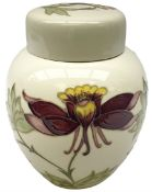 Moorcroft limited edition ginger jar