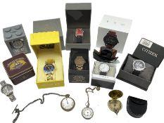 Citizen Eco Drive wristwatch