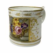 Early 19th Century Derby Porter mug