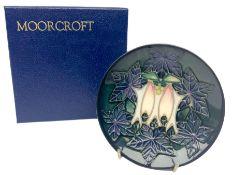 Moorcroft pin dish