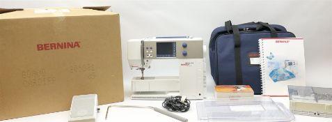 Bernina 'Artista' 630 computerised sewing machine with stitch regulator