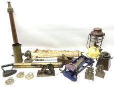 Victorian seal press machine