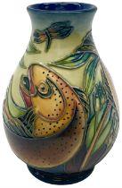 Moorcroft vase of baluster form