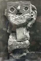 Brassa� (French 1899-1994) after Pablo Ruiz Picasso (1881-1973): 'The Sculptures of Picasso Concrete
