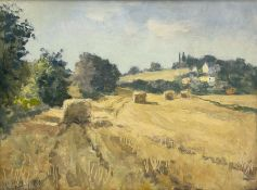 After Alan Stenhouse Gourley PROI (Scottish 1909-1991): 'Harvest'