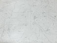 Maps of Whitby Interest - Large quantity of late 19th/early 20th century Ordinance Survey maps relat