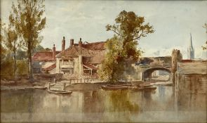 Edward Arden Tucker (British 1847-1910): 'Norwich'