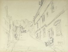 Mary Weatherill (British 1834-1913): 'Scarborough'