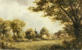 Tom Dudley (British 1857-1935): 'Ruffolk'