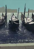 D hawthorne (British 20th century): 'Venice II'