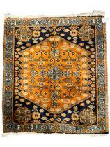 Small Persian rug/mat