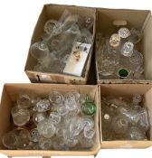 Glassware to include decanters