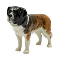 Beswick St Bernards Dog