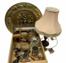 Miscellaneous items including 'Koma'