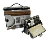 Bolex 18-3 due cine projector