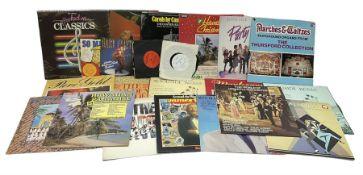 Quantity of Vinyl records