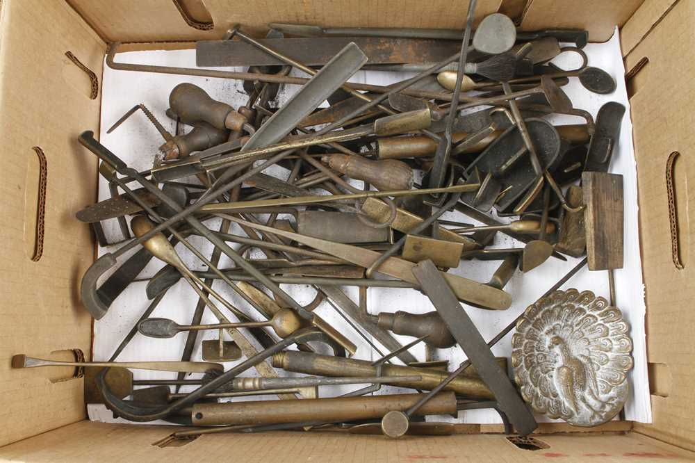 Quantity of sand moulder's tools G - Image 3 of 3