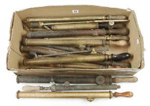 17 brass garden pump sprays G