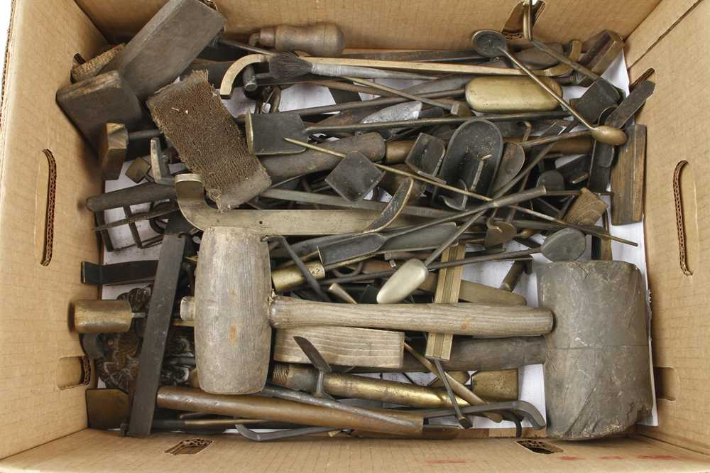 Quantity of sand moulder's tools G - Image 2 of 3