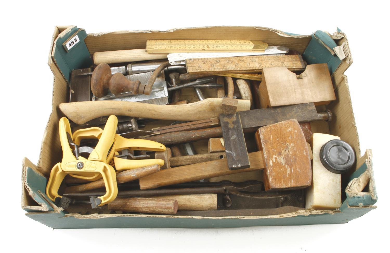 A box of tools G (plus VAT)