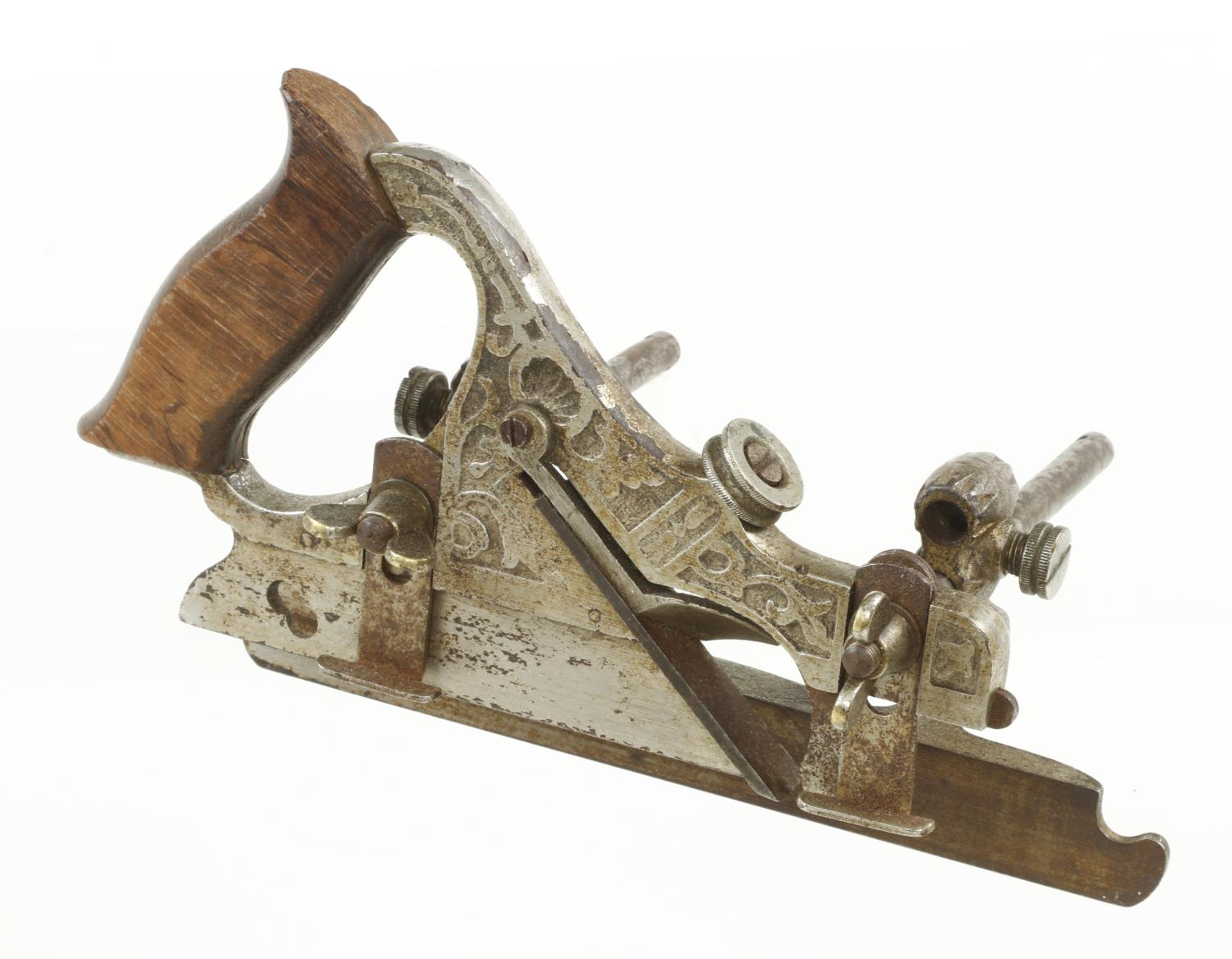 A STANLEY No 141 bullnose plow plane G - Image 2 of 2