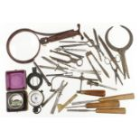 A box of small tools G