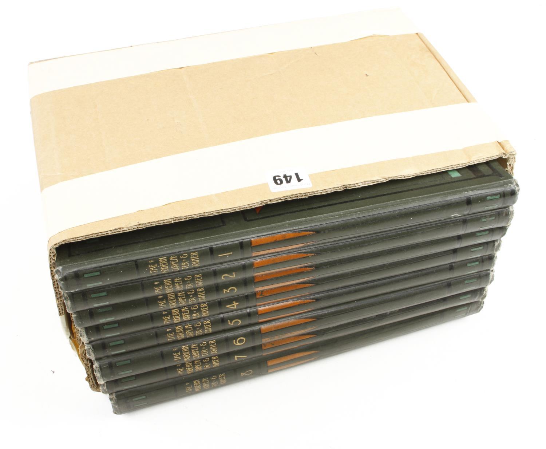 G.Lister Sutcliffe; The Modern Joiner & Cabinetmaker 8 vols G+ - Image 2 of 2