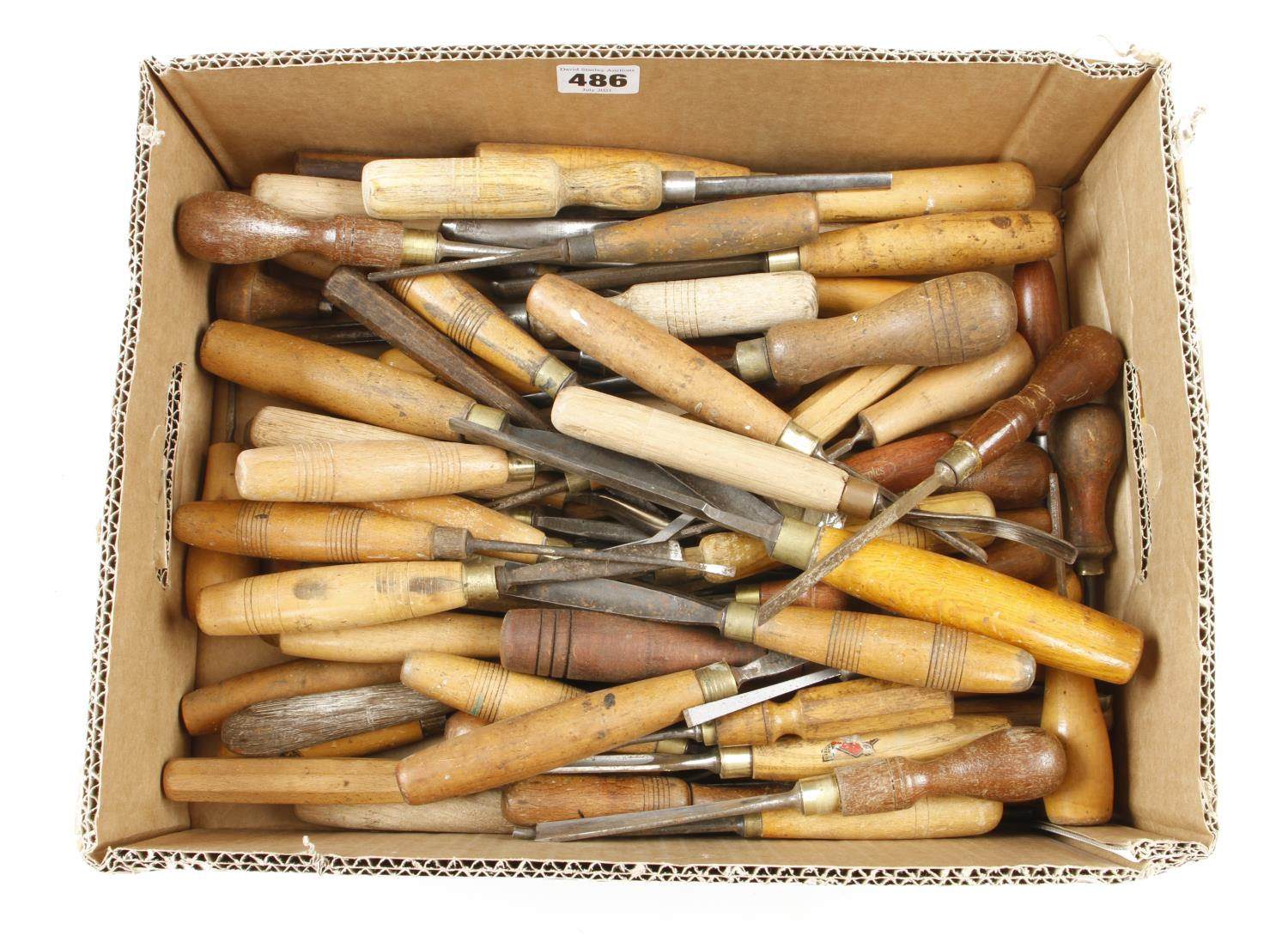 60 carving tools etc G