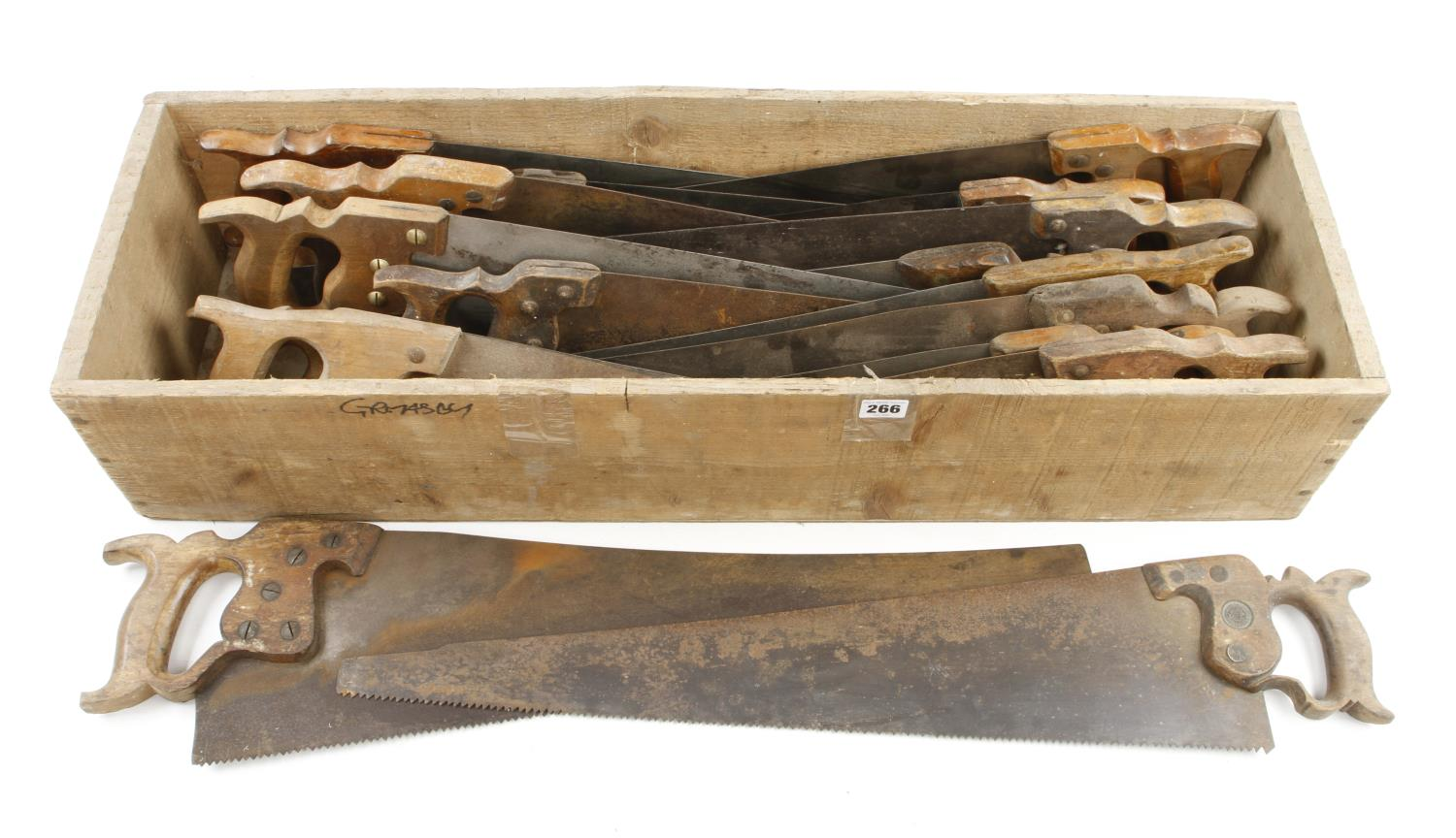 19 old saws G