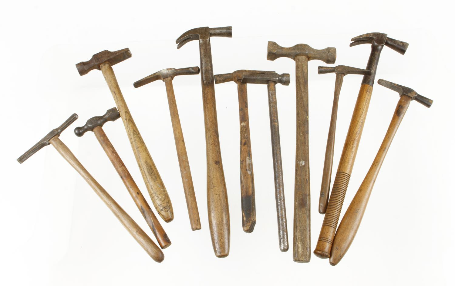 11 small hammers G+
