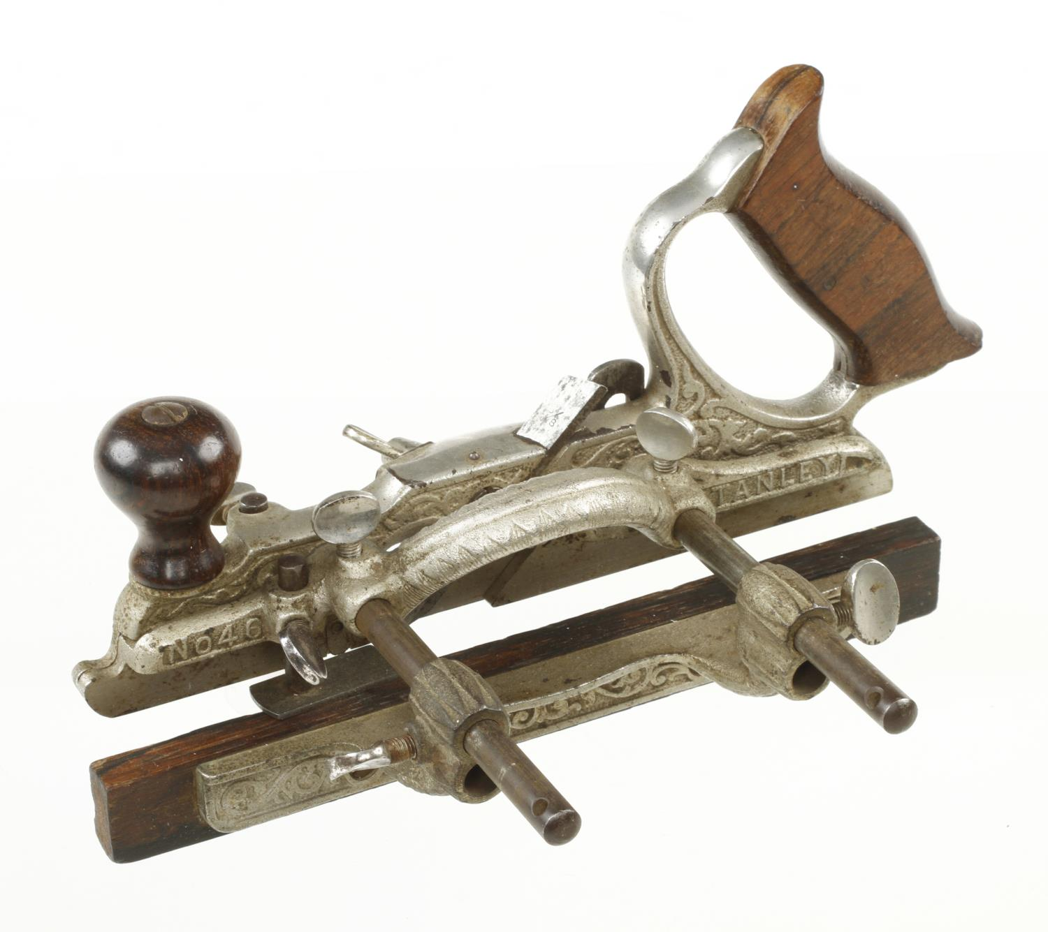 An early STANLEY No 46 combination plane G+