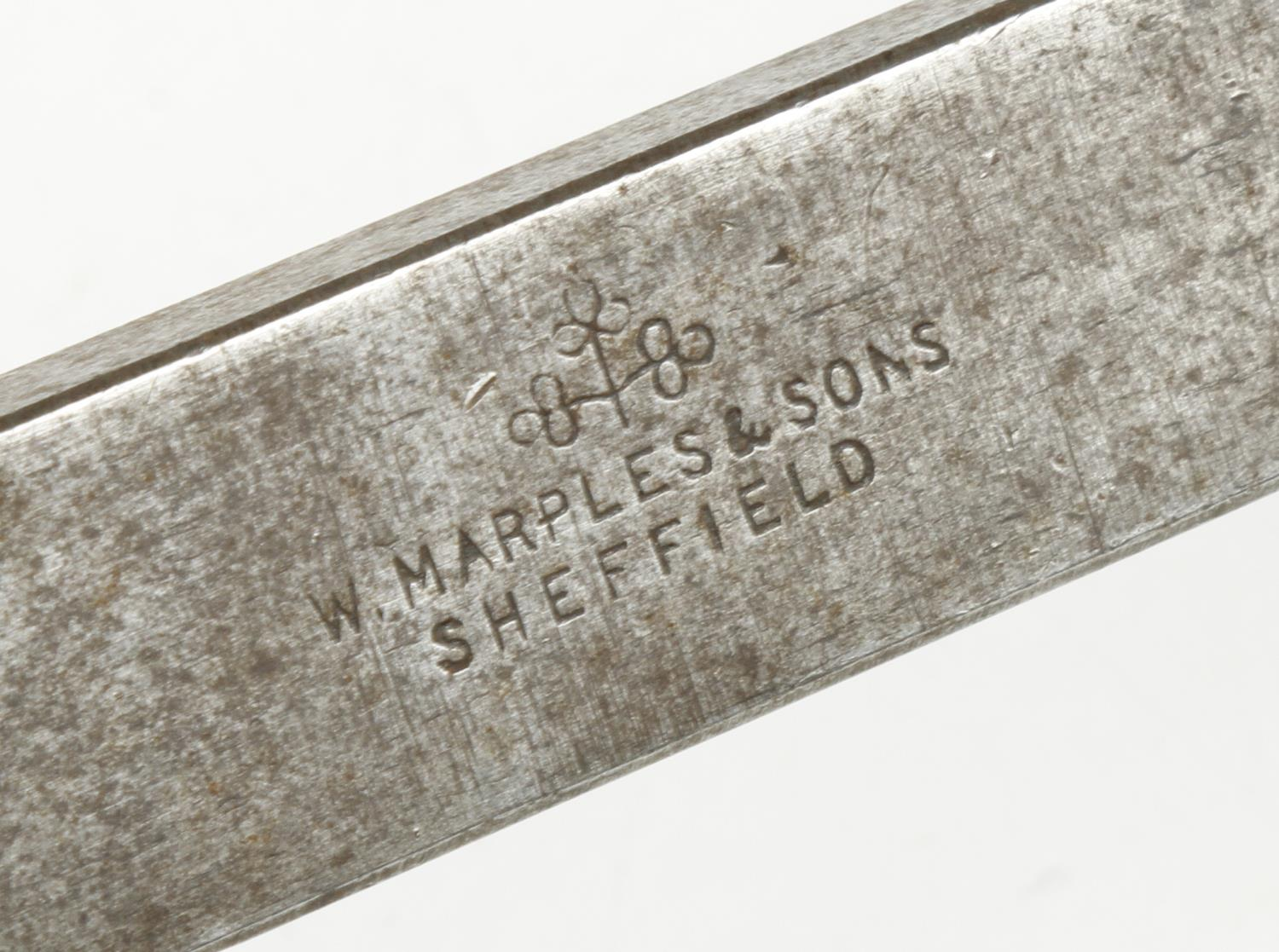 """A 1/2"""" mortice lock chisel by MARPLES G+ - Image 2 of 2"""