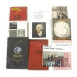 Five engineers catalogues and 4 books G