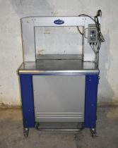 An optimal parcel wrapping machine for spares and repairs