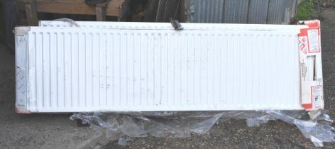 Two unused Barlow radiators
