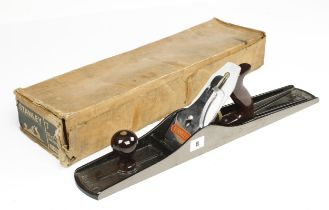 A recent unused English STANLEY jointer in orig tatty box F