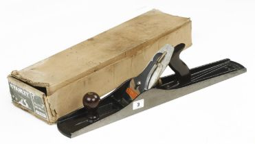 A recent English STANLEY No 7 jointer in orig box G++