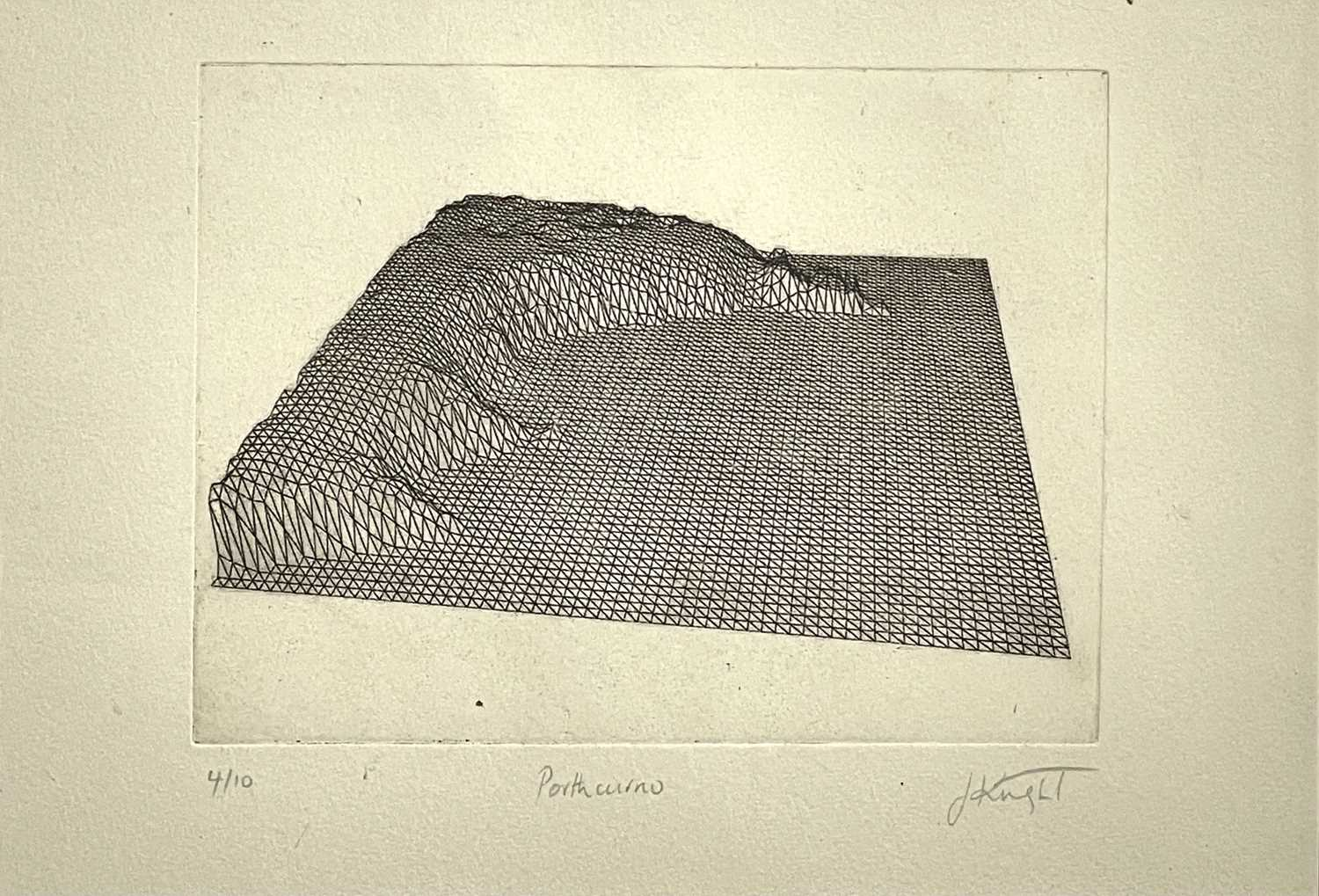 HEADLEY Cornish Mystery VIColoured etching Signed and inscribed 17.5 x 18cmTogether with ' - Image 5 of 9