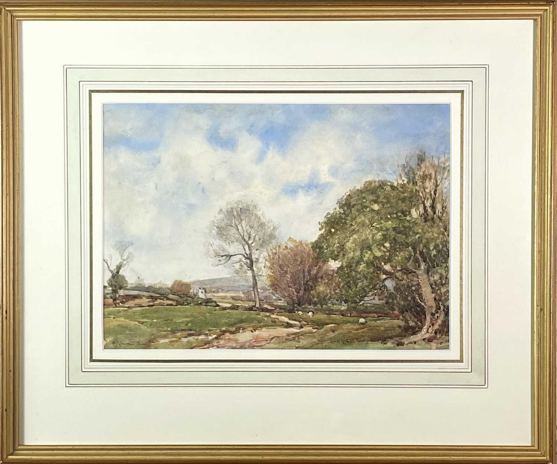 Samuel John LAMORNA-BIRCH (1869-1955)A May Morn Nr LamornaWatercolourSigned 25 x 35.5cmCondition - Image 2 of 3