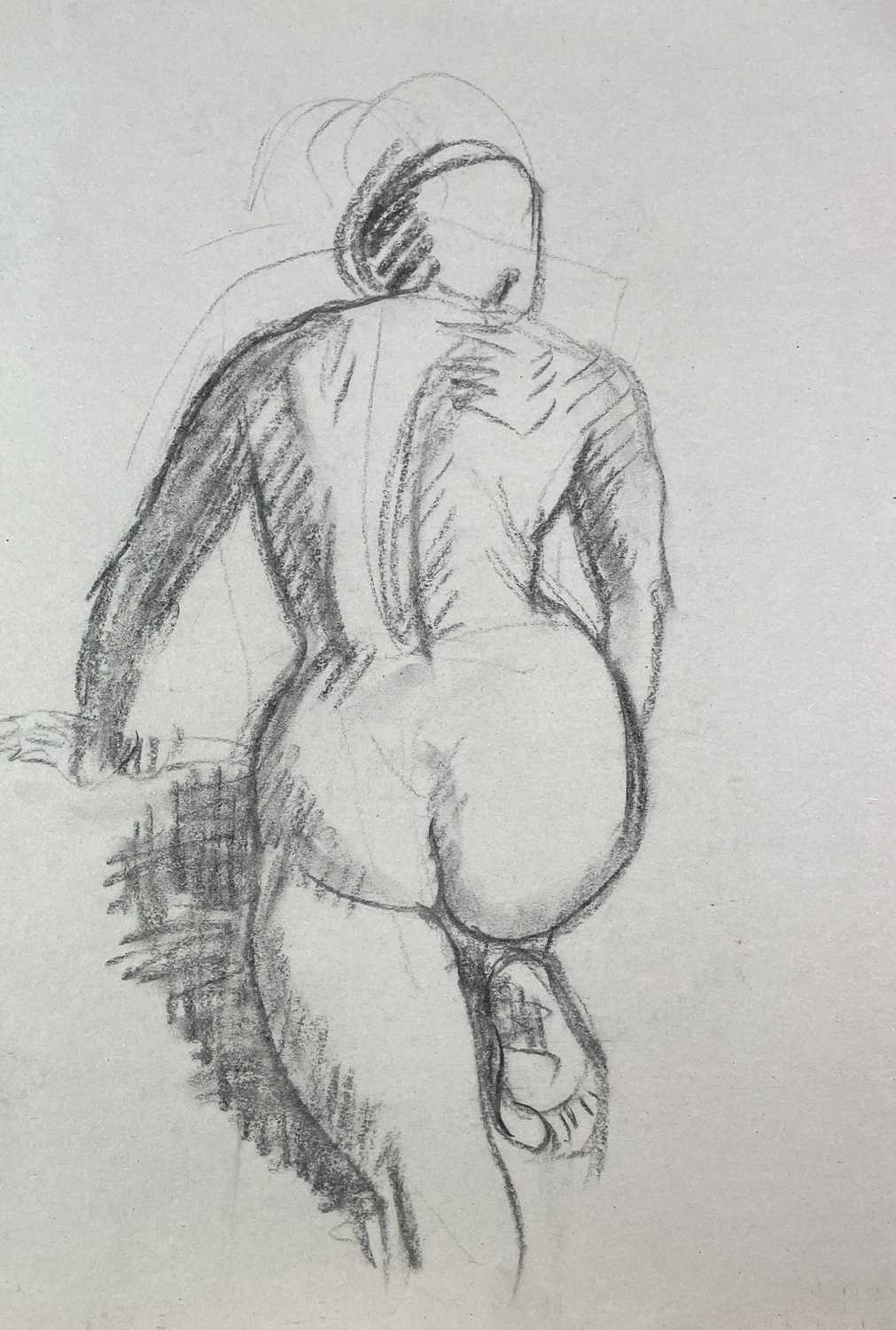 Alec WILES (1924) Nude drawings A collection of twenty Mostly signed Mostly 60x42 - Image 16 of 20