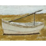 Jack PENDER (1918-1998)Boat AgroundGouache Signed 17 x 21cm